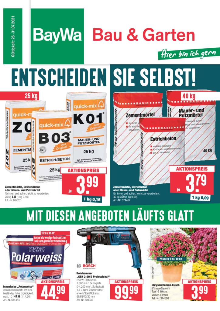 BayWa Bau- & Gartenmärkte GmbH & Co. KG